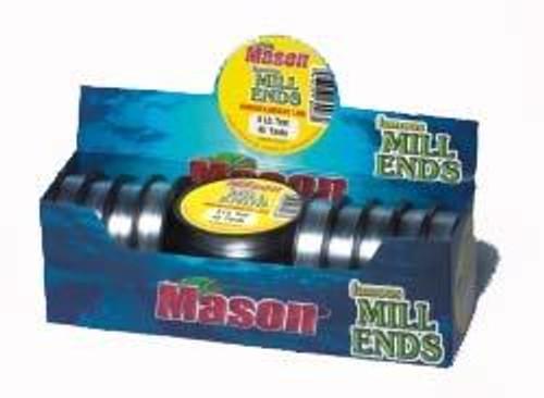 Mason Mill End Line 25lb 13/Box