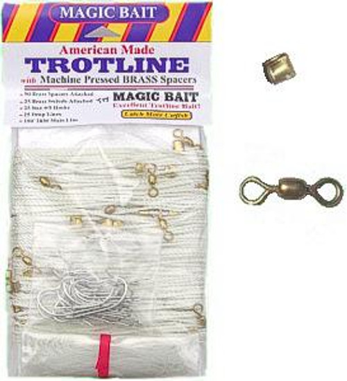 Magic Bait Trot Line 20 hook