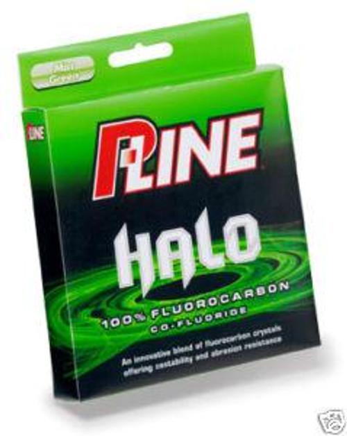 P-Line Halo Fluorocarbon 200yd 6lb