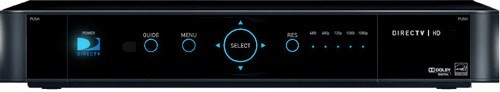 Directv H24 Hd Receiver With Ir Remote 110v Reman