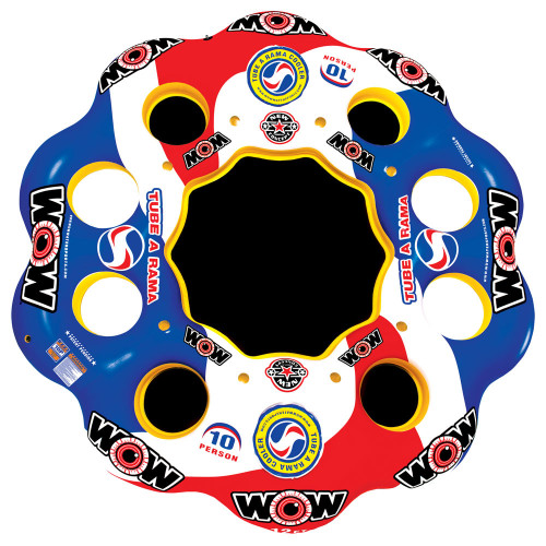 WOW Watersports Tube A Rama Float - 10 Person