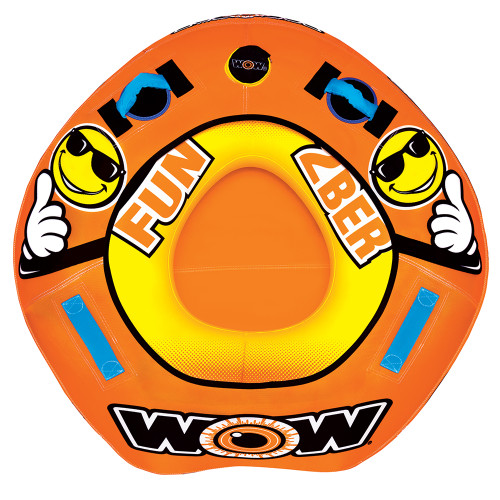 WOW Watersports 2Ber Towable Starter Kit - 1 Person