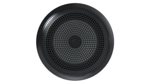 """Fusion El-f651b 6.5"""""""" Speakers Black 80 Watts"""