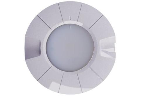 Lumitec Contour Dome Light White/red