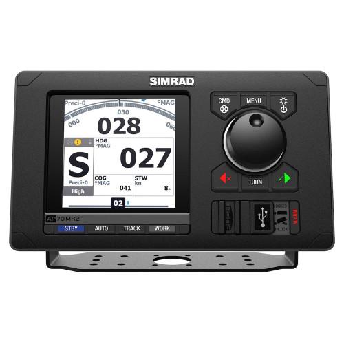Simrad Ap70 Mk2 Basic Pack Ap70 Mk2, Ac70 And Rf300 Requires Drive Unit