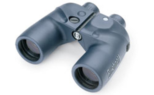 Bushnell 13-7500 7x50 Marine Binocular Waterproof W/compass