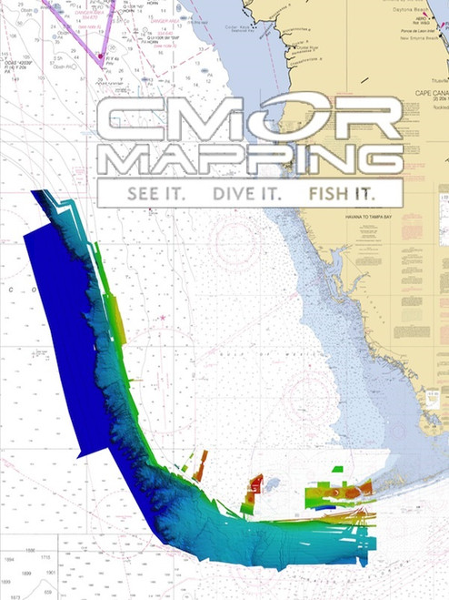 Cmor Mapping Swfl001s South West Florida For Simrad