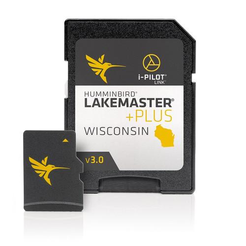 Humminbird Lakemaster Plus Wisconsin V3