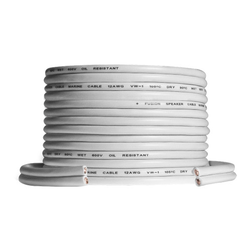 FUSION Speaker Wire - 12 AWG 50 (15.24M) Roll