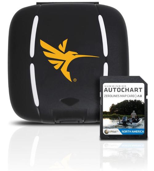 Humminbird Autochart Zero Line