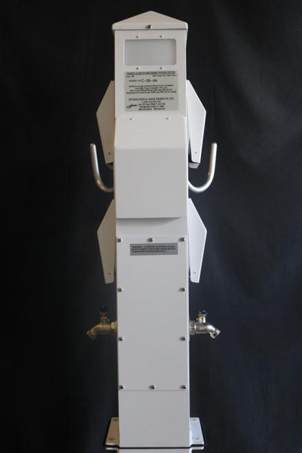 Int'l Dock Spc-36-4a-498 Shore Power Pedestall