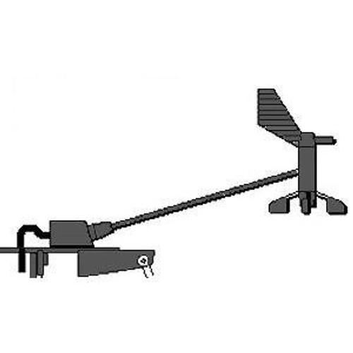 Raymarine R28171 Long Arm Mast Head Only