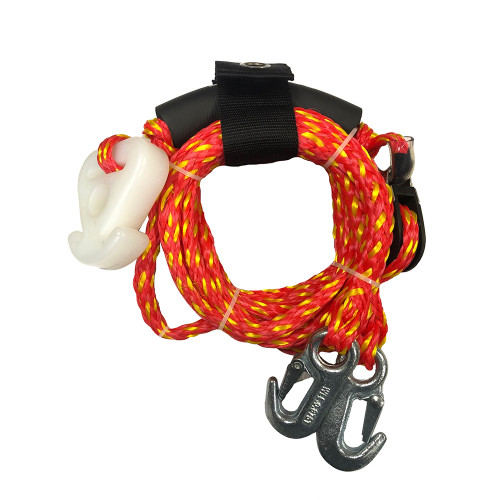 WOW Watersports 12 Tow Harness w/Self Centering Pulley