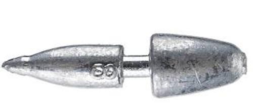 Missile Neko Weights Silver 1/8 10ct