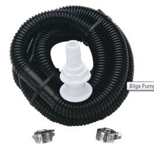 "Sea Sense Bildge Pump Plumbing Kit 3/4"""