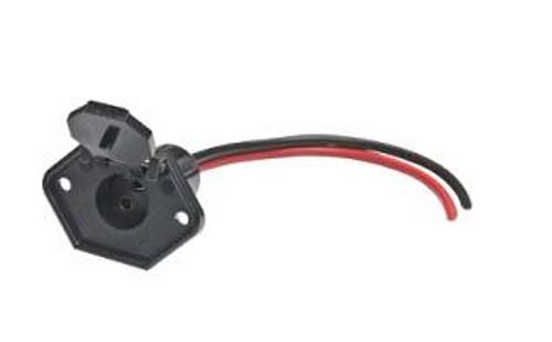 Sea Sense Trolling Motor Plug Male 12V 2Pin 10Ga