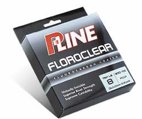 P-Line Floroclear 330yd 8lb