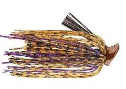 Buckeye Flat Top Finesse Jig 1/2oz Peanut Butter & Jelly