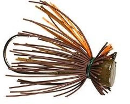 Buckeye Finesse Jigs 3/8oz Orange/Pumpkin
