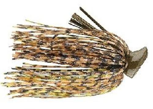Buckeye Flat Top Finesse Jig 1/4oz Perfect Craw
