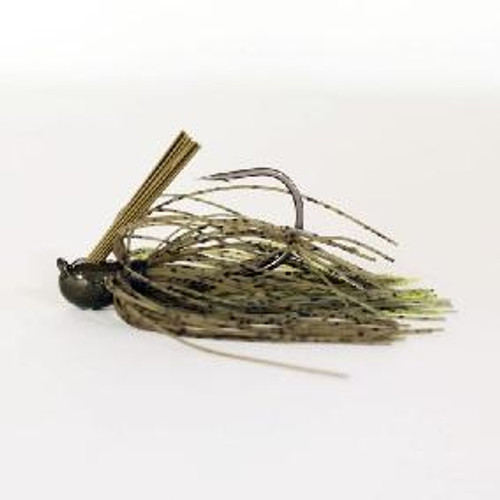 Missile Ikes Flip Out Jig 1/2oz Candy Grass
