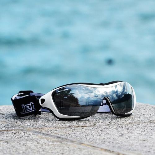 Storm Trooper Hybrid White+Black Frame Revo PWC Goggles