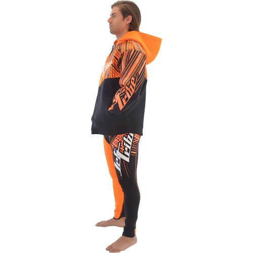 Tour Coat Spike - Neon Orange PWC Jetski Ride & Race Gear