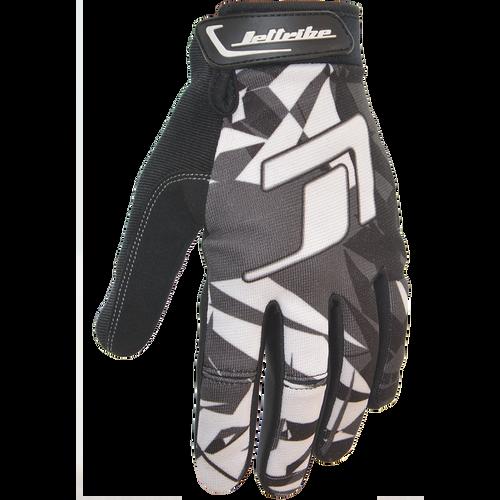 Shattered GP-30 Gloves - Grey PWC Jetski Ride & Race Gear