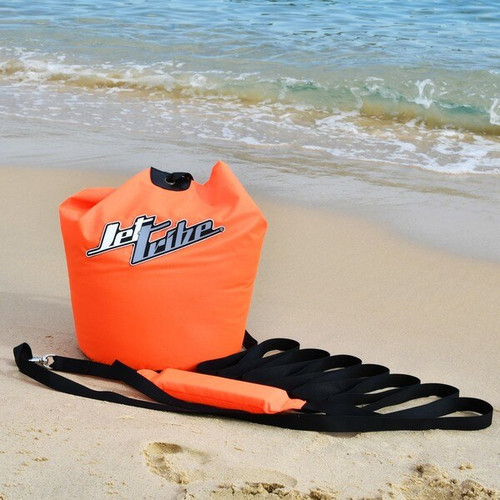 Big Boy Anchor Bag | Extra Large Design | Holds Sand and Rocks | PWC Jetski Ride & Race Accessories