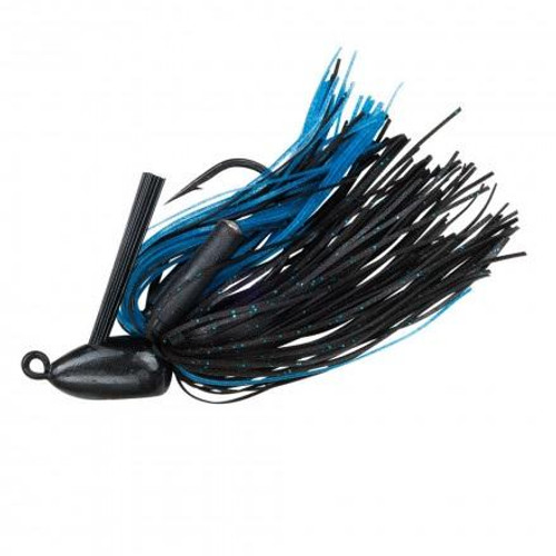 Booyah Boo Jig 3/8 Black/Blue