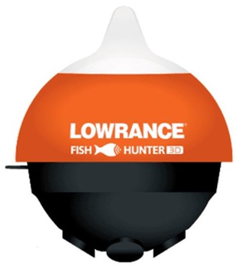 Lowrance Fishhunter 3d Castable Transducer