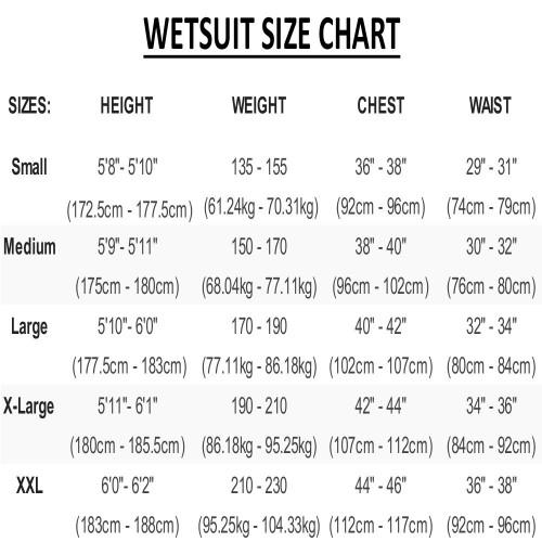 24K Gold / Black Wetsuit   2 Piece Set   John & Jacket   PWC Jet Ski Ride & Race