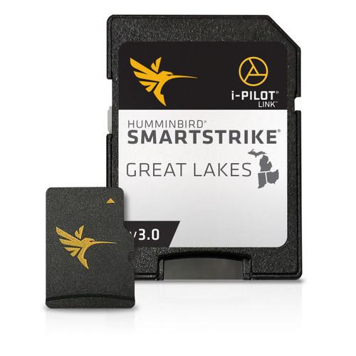 Humminbird Smartstrike Great Lakes V3