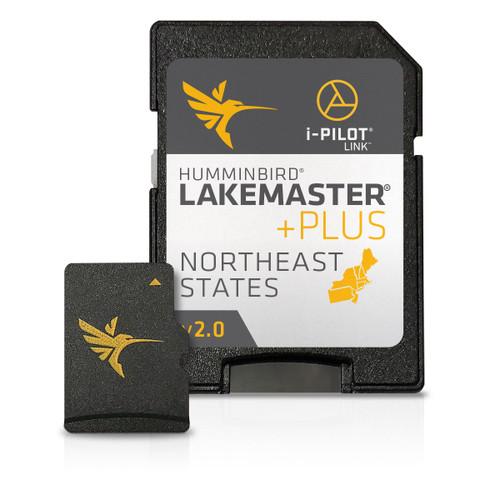 Humminbird Lakemaster Plus Northeast States V2