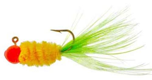 Blakemore Slab Daddy 1/16 Orange/Yellow/Lime 3ct
