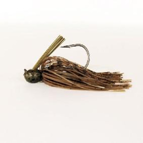 Missile Ikes Flip Out Jig 3/8oz Dill Pickle