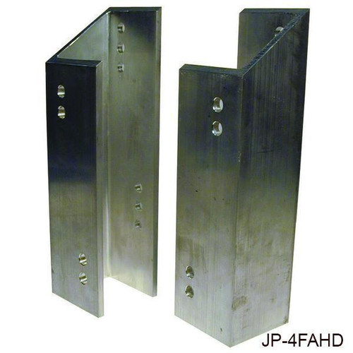 """Th Marine Hi-jacker 4"""""""" 1/2"""""""" Thick Jack Plate For Up To 300hp Outboard"""