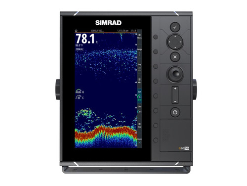 "Simrad S2009 9"""" Broadband Fishfinder"