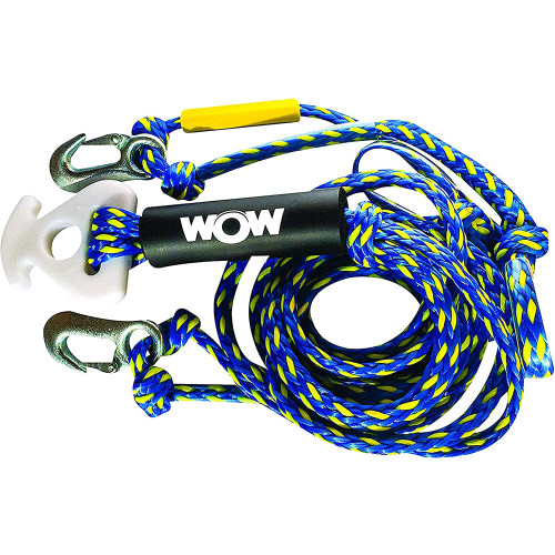 WOW Watersports Heavy Duty Harness w/EZ Connect System