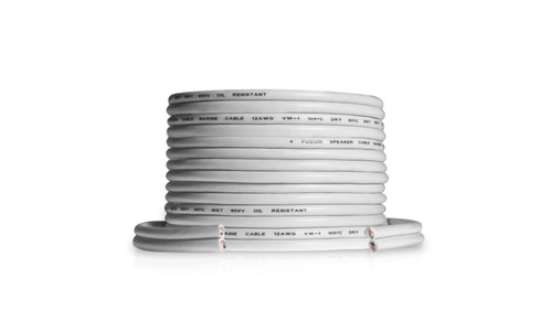 Fusion 12awg Speaker Wire 25'