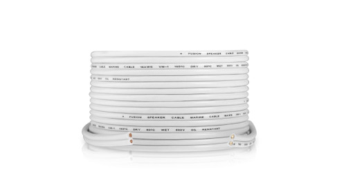 Fusion 16awg Speaker Wire 50'