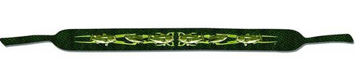 Flying Fisherman Retainer Strap Green Bass - FF7635BAS