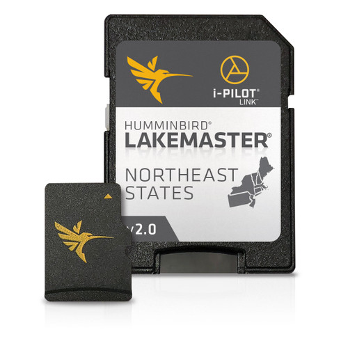 Humminbird Lakemaster Northeast V2