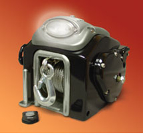 Powerwinch Rc23 Trailer Winch Wireless Up To 7500lbs