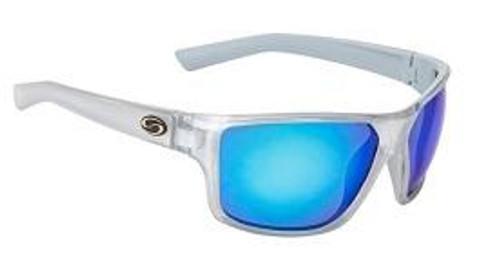 Strike King S11 Optics Clinch Crystal Concrete-Blue Mirror