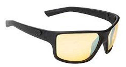 Strike King S11 Optics Clinch Matte Black-Silver Mirror