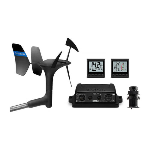Garmin Gnx Wired Sail Pack With Dst810