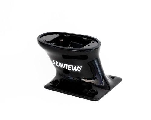"Seaview Pma57m1blk 5"""" Mount Aft Rake Requires Plate Black"