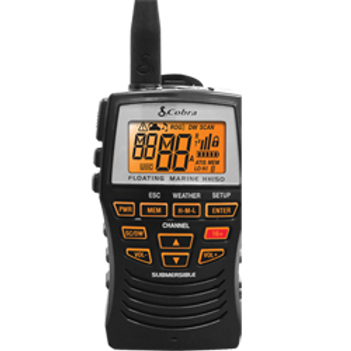 Compact 3 Watt Floating Radio
