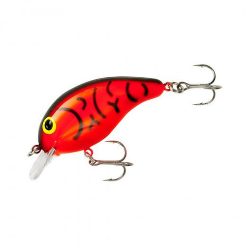 """Bandit Lure 2-5' 2"""" 1/4oz Red Crawfish"""